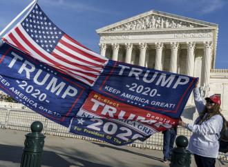 La Corte Suprema respinge il Texas. Biden è presidente