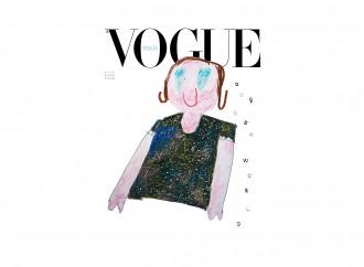 Vogue parla dei bambini: un messaggio inquietante