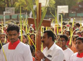 Un rapporto sulla persecuzione dei cristiani in India nel 2020