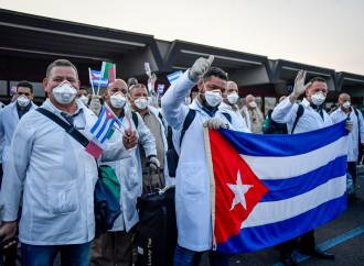 Chi sono i medici cubani? Parte l'interrogazione parlamentare