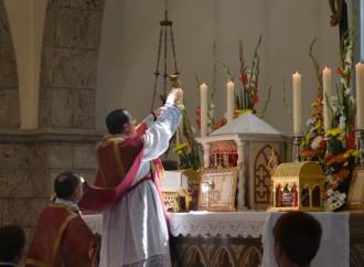 Sorpresa: la Messa in latino è anche la più anti-Covid
