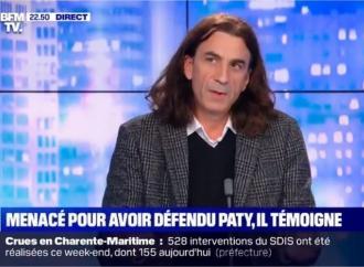 Didier Lemaire, un altro prof minacciato dagli islamisti