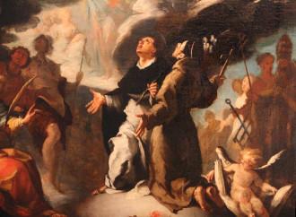 Quando san Tommaso scrisse di san Domenico, balivo nel cielo