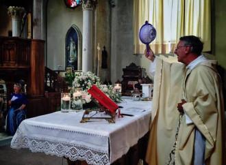 Liturgia gioiosa? Prima di tutto deve essere santa