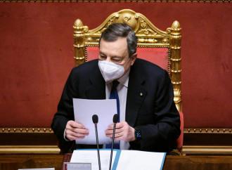 Draghi e la scuola, una promessa vergognosa