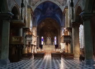 Come andare in chiesa senza violare la legge