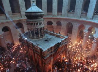 Test scientifici attestano che il Santo Sepolcro risale al IV secolo