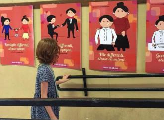 All'asilo padre e madre vietati per rispetto ai gay