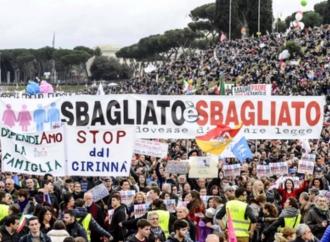 Cattolici in piazza, conta la verità da difendere