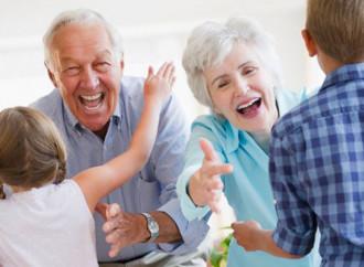 """""""Io e i miei nonni"""", per uscire dal vuoto educativo"""