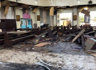 Strage di cristiani a Jolo, Filippine