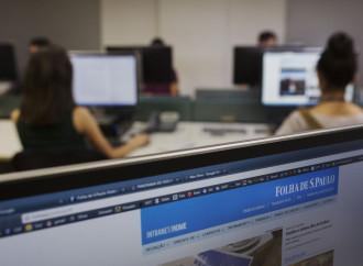I grandi quotidiani litigano con Facebook, a partire dal Brasile