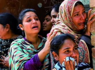 Solidarietà per le donne cristiane vittime di violenza