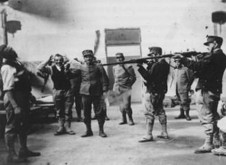 Pena di morte, la lezione della Grande Guerra