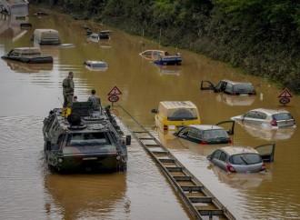 Alluvioni in Germania, una tragedia ma non è senza precedenti