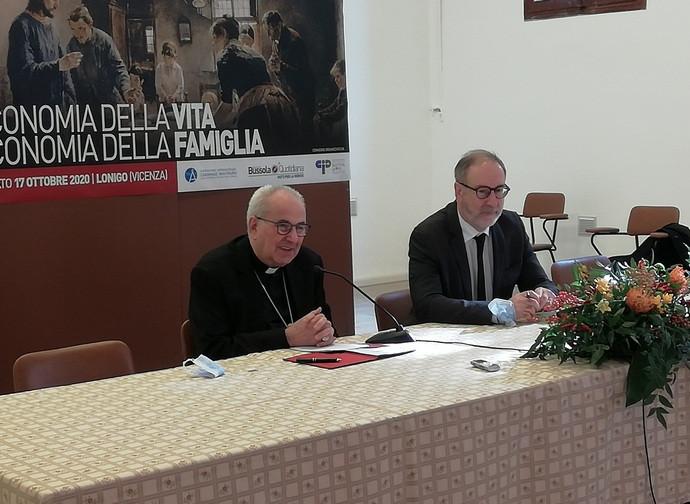 Monsignor Giampaolo Crepaldi alla Giornata della Dottrina Sociale della Chiesa