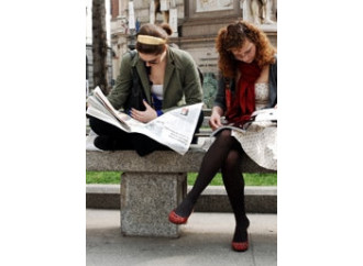Perché i giovani non si fidano dei giornali
