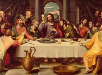 Gesù e il Giovedì Santo, non può morire chi mangia la Vita