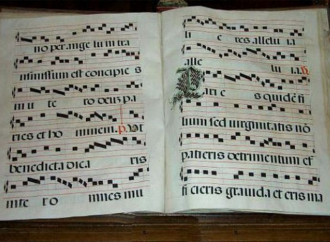 Abbiamo bisogno del canto gregoriano