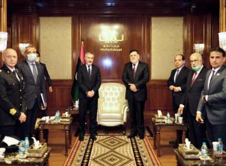 L'Italia aumenta la presenza in Libia. Nonostante Erdogan