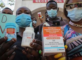 Altro che aiuti. Il governo kenyano specula sui farmaci