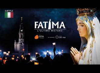 Fatima, il docufilm sul Cielo che cambia la Storia