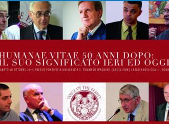 Difendere Humanae vitae, il convegno internazionale