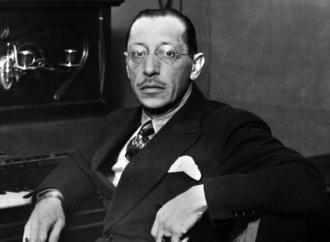 Igor Stravinskij, il compositore amico dei Papi
