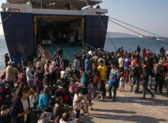Approvata in Grecia una legge sul diritto di asilo che accelera le pratiche