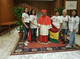 Daspo vaticano agli oppositori del socialista Morales
