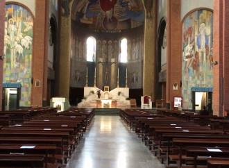 Le chiese di Milano ai tempi del Coronavirus