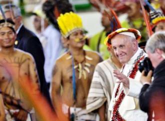 Il neocolonialismo europeo al sinodo dell'Amazzonia