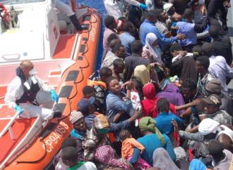 Da Tunisi e da Algeri arriva la nuova ondata di immigrati