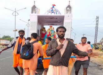 Pellegrini aggrediti da estremisti indù nel Tamil Nadu