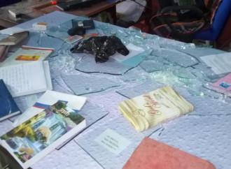 Nel Jharkhand i radicali indù hanno devastato una scuola cattolica