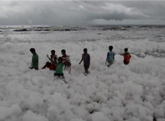 Il 70% delle riserve d'acqua in India non sono potabili