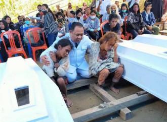 I jihadisti dell'East Indonesia Mujahidin hanno ucciso quattro cristiani nel Sulawesi