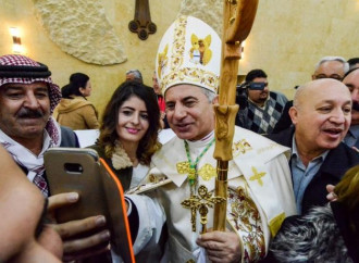 Insediato a Mosul il nuovo arcivescovo, monsignor Moussa