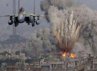 Israele, guerra all'Iran in tre paesi