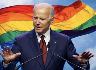 Con Biden torna il gender