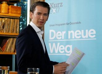 Sebastian Kurz, volto del giovanilismo controcorrente