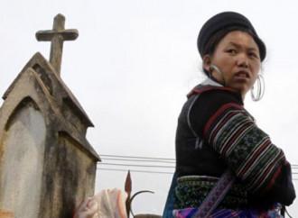 In Laos i cristiani chiedono libertà di culto