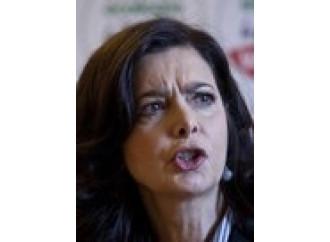 La Boldrini rischia di far rimpiangere anche Fini