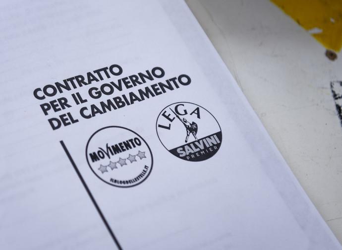 Il programma del governo giallo-verde