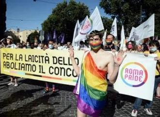 «Parata dell'orgoglio» o sfilata dell'odio?
