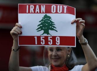 """Libano, da """"Svizzera"""" a colonia povera dell'Iran"""