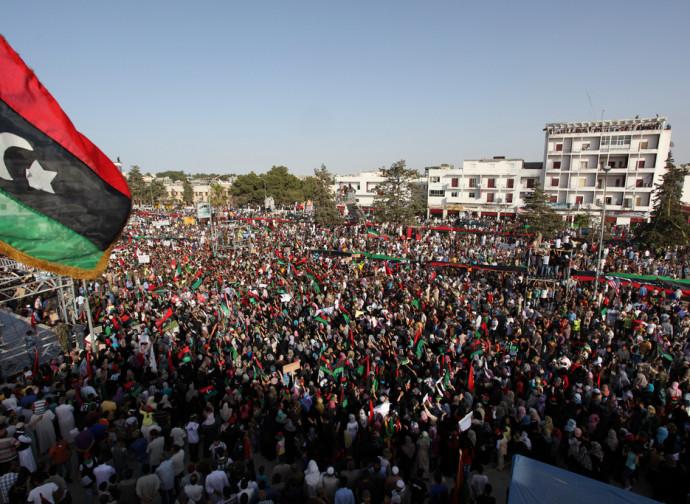 Libia, l'inizio della guerra civile (2011)