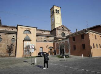"""«Tieni lontano l'epidemia», """"l'Italia dei vescovi"""" che si affida"""