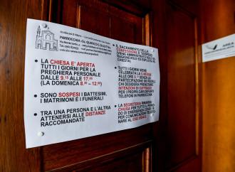 Chiesa & Covid, inaccettabile e senza motivo un'altra serrata