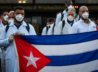 """Medici cubani: """"Falsi, a noi hanno creato molti problemi"""""""